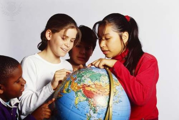 Geography class. [Photography]. Retrieved from Encyclopædia Britannica ImageQuest.  http://quest.eb.com/#/search/139_1931997/1/139_1931997/cite