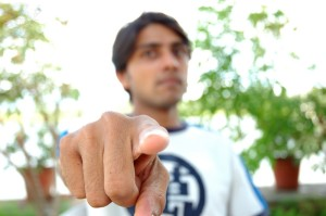 pointingfinger